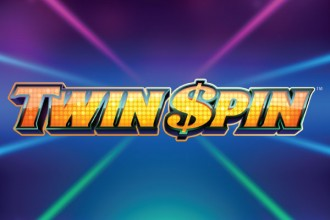 Twin Spin Slot Logo