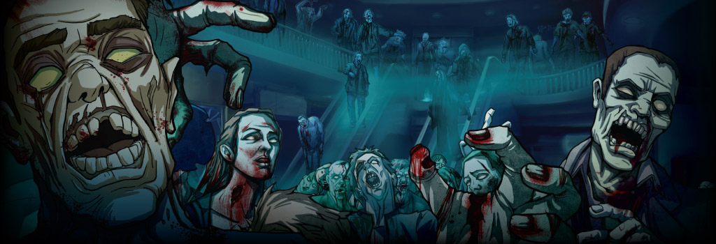 Zombies Background Image