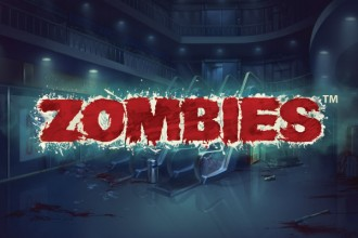 Zombies Slot Logo