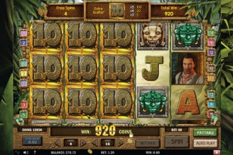 Aztec Idols Slot Scatters and Free Spins