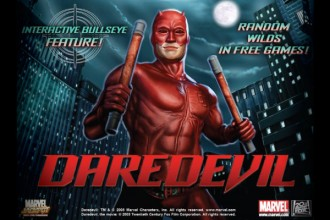 Daredevil Slot Logo