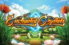 Enchanted Crystals Slot Logo