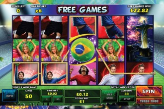 Football Carnival Slot Free Games