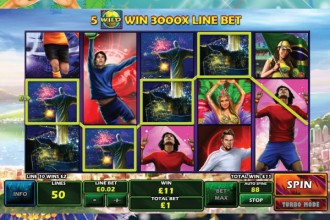 Football Carnival Slot Win
