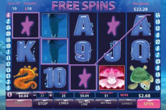 Great Blue Slot Online Free Spins