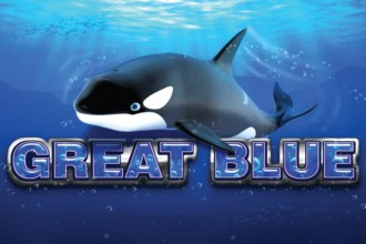 Great Blue Slot Logo