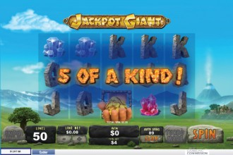 Jackpot Giant Slot Win
