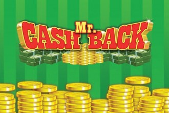 Mr Cashback Slot Logo