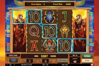 Riches of Ra Online Slot Free Spins