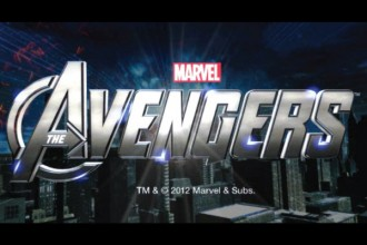 The Avengers Online Slot Logo
