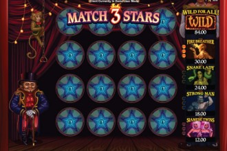 The Twisted Circus Slot Bonus Game