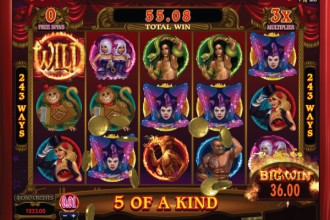 The Twisted Circus Slot Free Spins