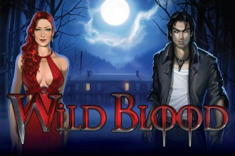 Wild Blood Slot Logo