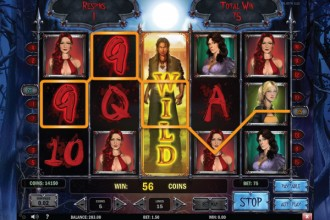 Wild Blood Slot Free Spins