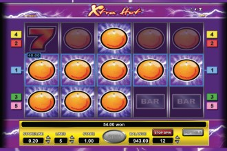 Xtra Hot Online Slot Win