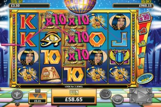 A While On The Nile Slot Free Spins