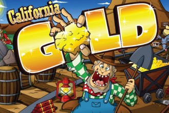 California Gold Slot Logo