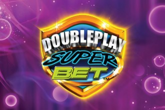 DoublePlay SuperBet Slot Logo