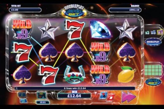 DoublePlay SuperBet Slot Reels