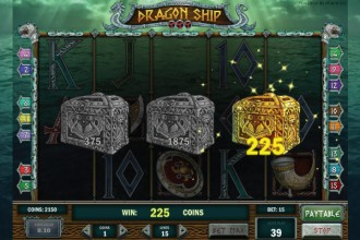 Dragon Ship Slot Bonus