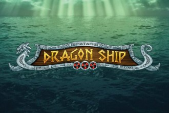 Dragon Ship Slot Logo