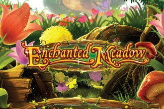 Enchanted Meadow Slot Logo