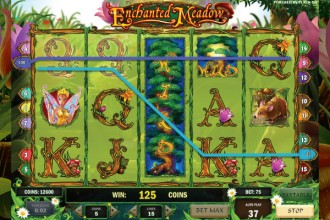 Enchanted Meadow Slot Wilds