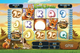 Foxy Fortunes Slot Free Games