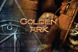 Golden Ark Slot Logo