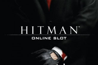 Hitman Slot Logo