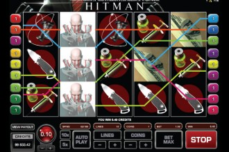 Hitman Slot Wilds