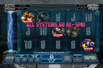 Iron Man 3 Slot Bonus