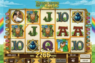 Leprechaun Goes Egypt Slot Wilds