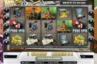The Reel Steal Slot Free Spins