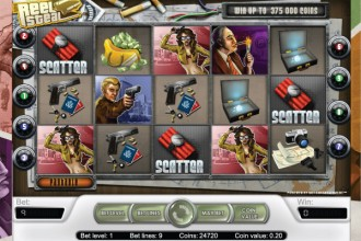 The Reel Steal Slot Online Scatters