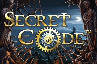 Secret Code Slot Logo