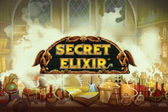 Secret Elixir Slot Logo