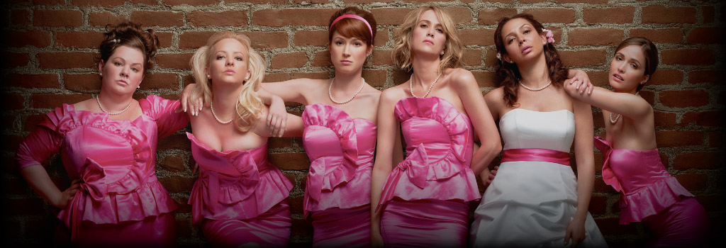 Bridesmaids Background Image