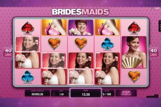 Bridesmaids Slot Reels