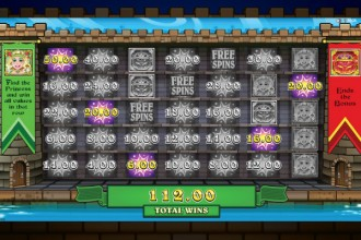 Chain Mail Slot Bonus Games