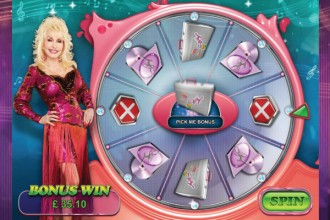 Dolly Slot Bonus