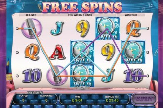 Dolly Slot Free Spins