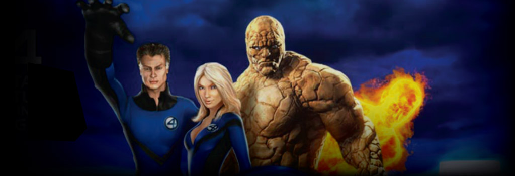 Fantastic Four Background Image