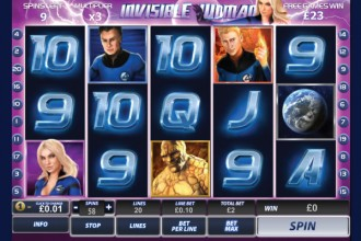 Fantastic Four Slot Free Spins