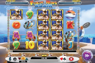 Foxin Wins Again Slot Stacked Wilds