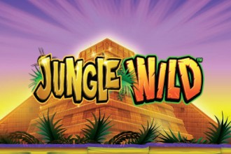Jungle Wild Slot Logo