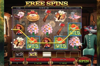 Little Red Slot Free Spins