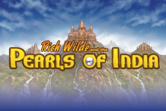 Pearls Of India Slot Logo