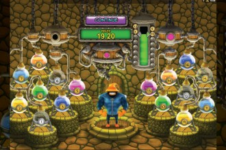 Potion Factory Slot Formula Bonus