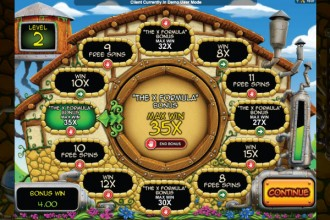 Potion Factory Slot Bonus Games
